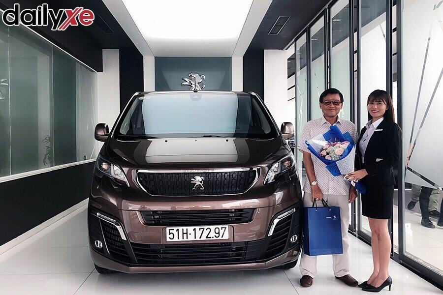 Lễ bàn giao xe Peugeot cho Khách hàng - Hình 3