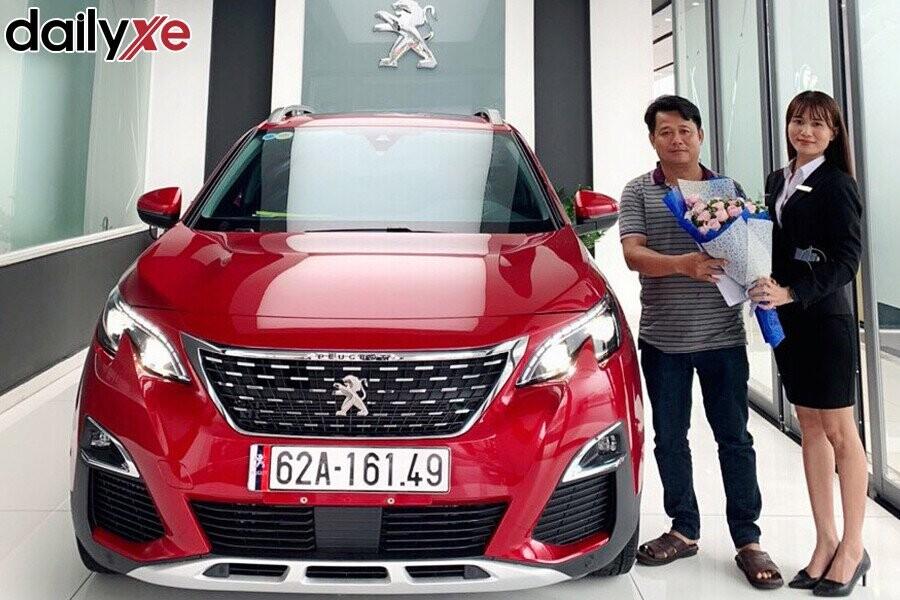 Lễ bàn giao xe Peugeot cho Khách hàng - Hình 4