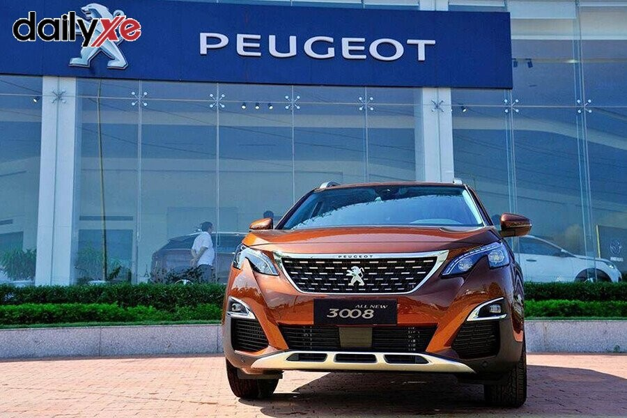 Các dòng xe Peugeot - Hình 4