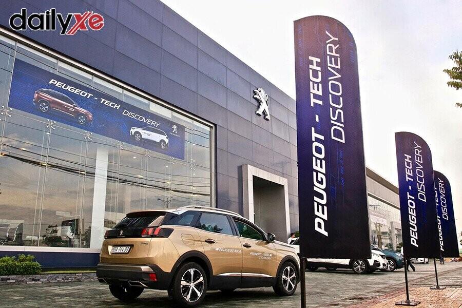 Các dòng xe Peugeot - Hình 2