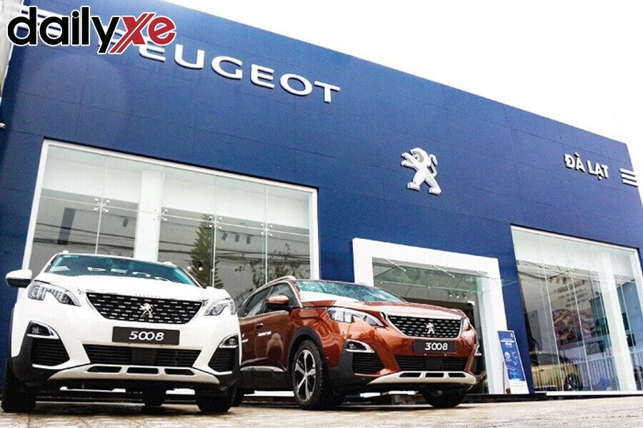 Tổng quan Peugeot Đà Lạt
