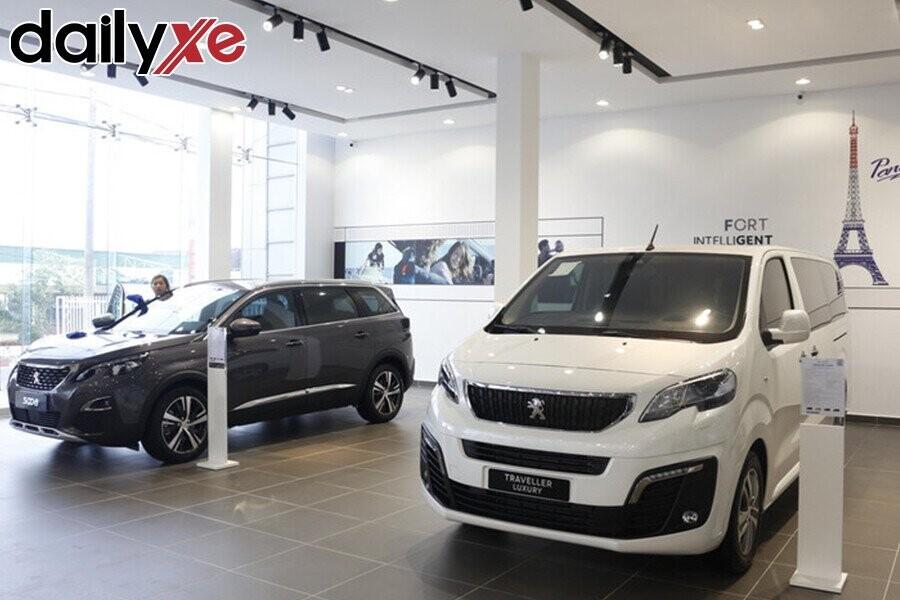 Các Dòng Xe Peugeot Cao Cấp