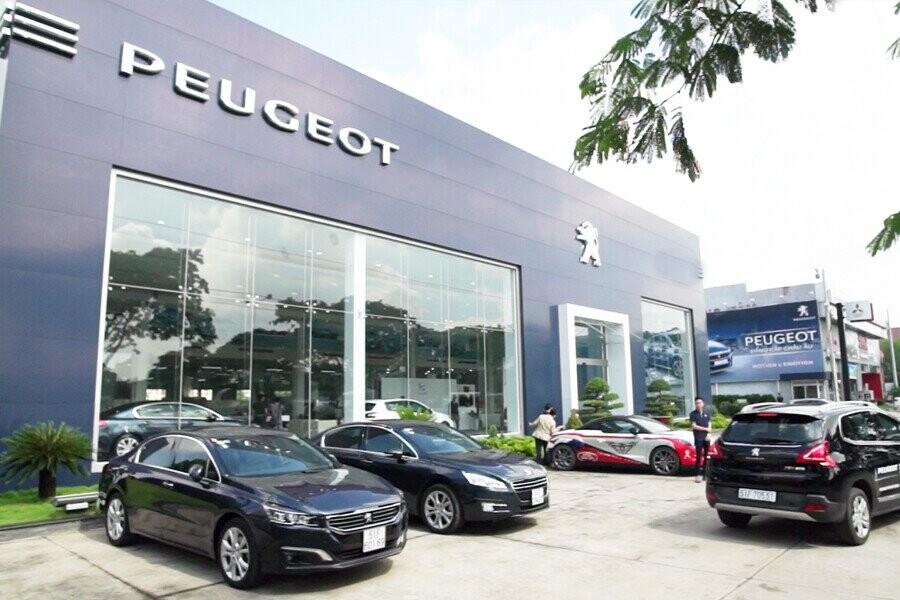 Peugeot Đà Nẵng