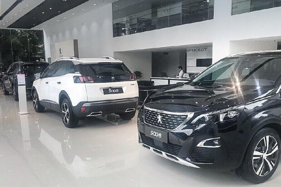 Phòng trưng bày Peugeot