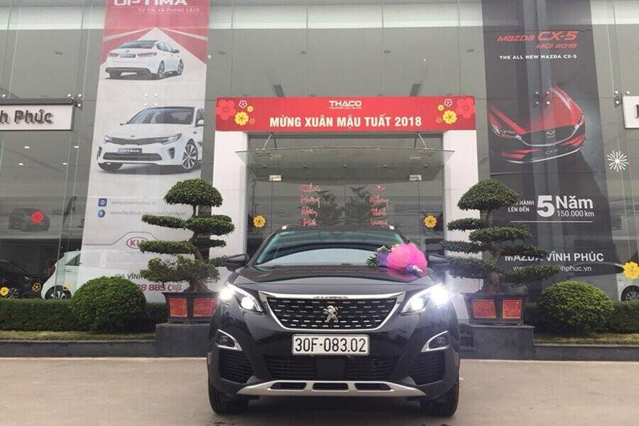 Đại Lý Peugeot Vĩnh Phúc