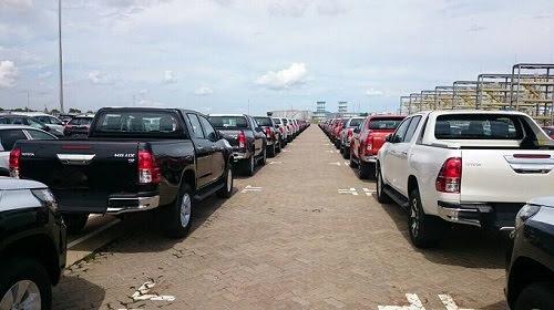 Đại lý rầm rộ nhận đặt cọc ôtô nhập khẩu sau nửa năm im ắng - Hình 3