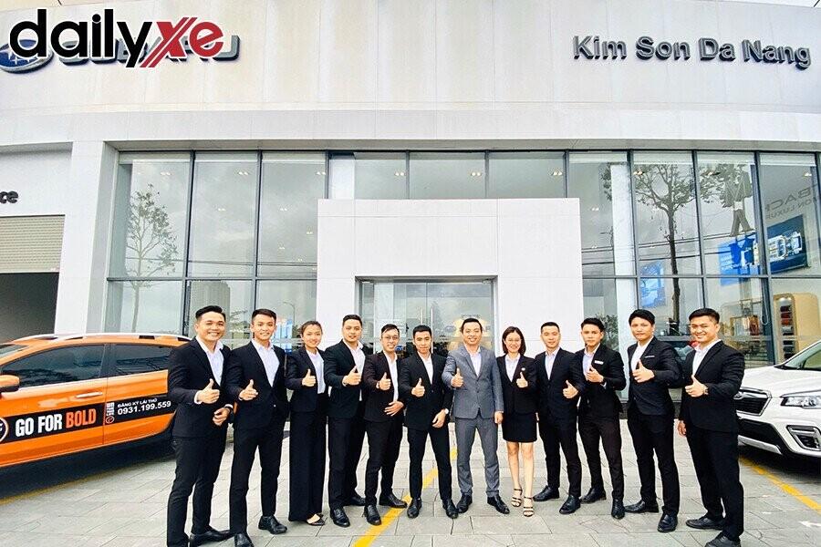 Subaru Kim Sơn Đà Nẵng