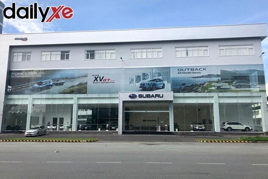 Subaru Quận 7