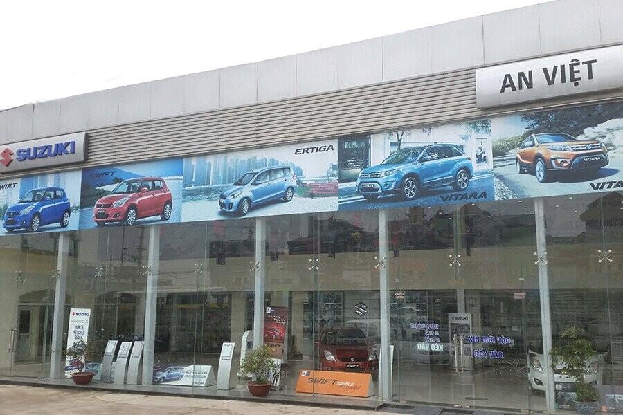Showroom Suzuki An Việt - chi nhánh Hà Nội