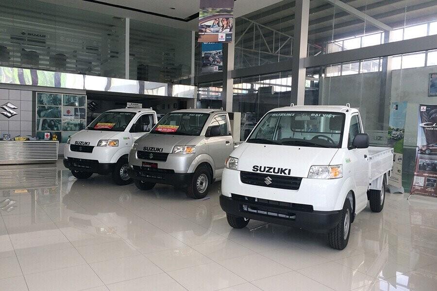 Phòng trưng bày Đại Lý Suzuki An Việt