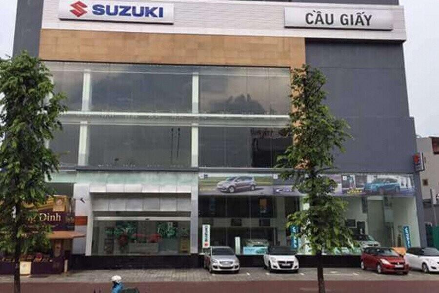 Showroom Suzuki Cầu Giấy
