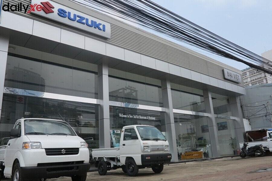 Showroom Suzuki Đại Việt