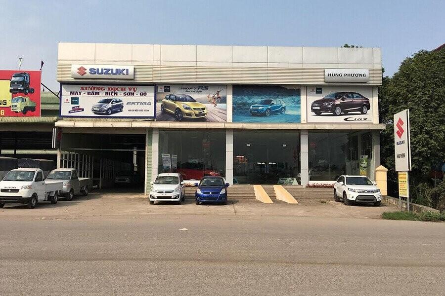 Đại lý Suzuki Hùng Phượng Bắc Giang