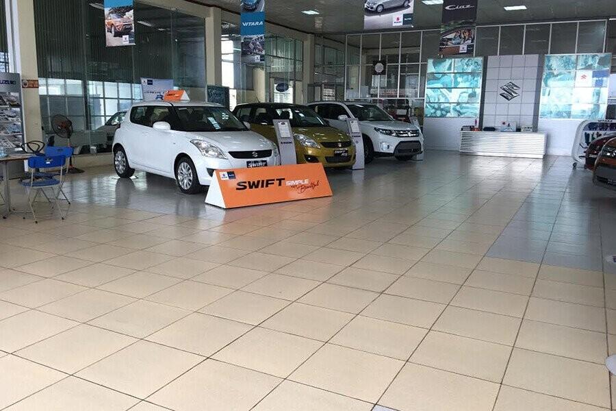 Phòng trưng bày xe