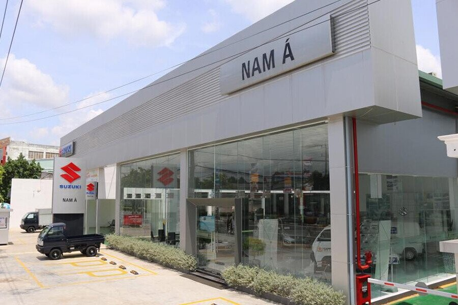 Suzuki Nam Á