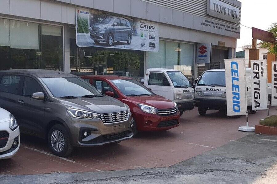 Suzuki Quảng Ninh
