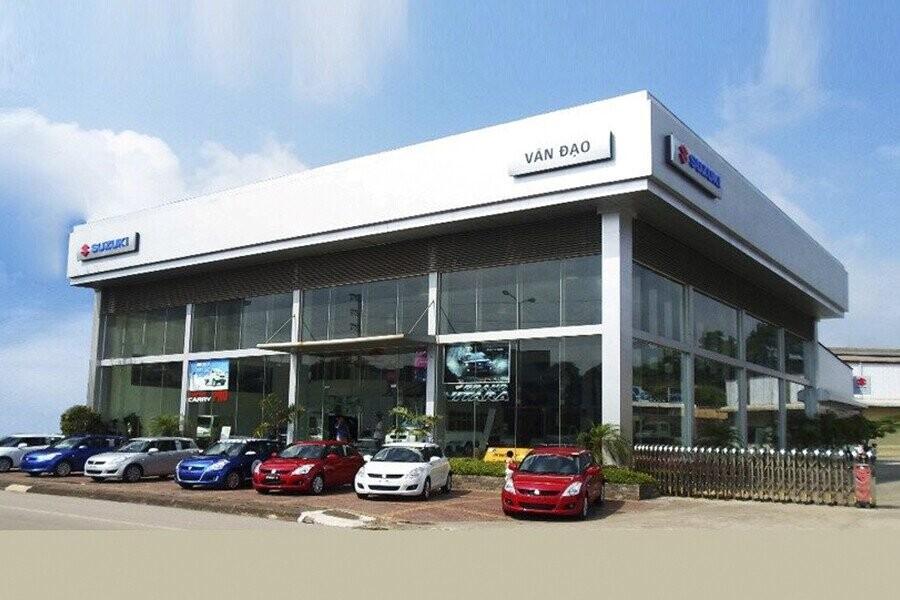 Đại lý Suzuki Vân Đạo chi nhánh Thái Nguyên