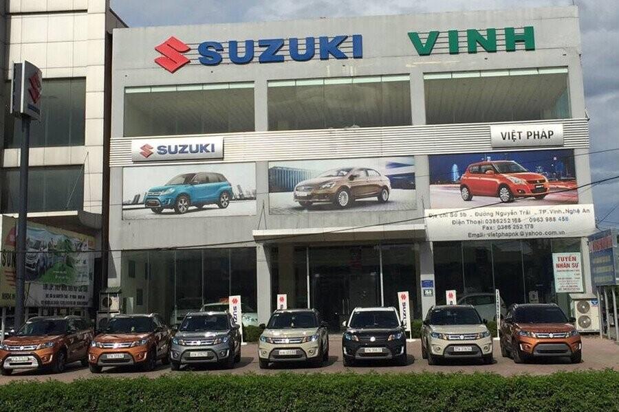 Suzuki Việt Pháp - Tp Vinh