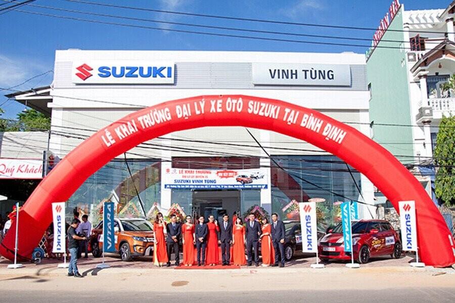 Showroom Suzuki Vinh Tùng