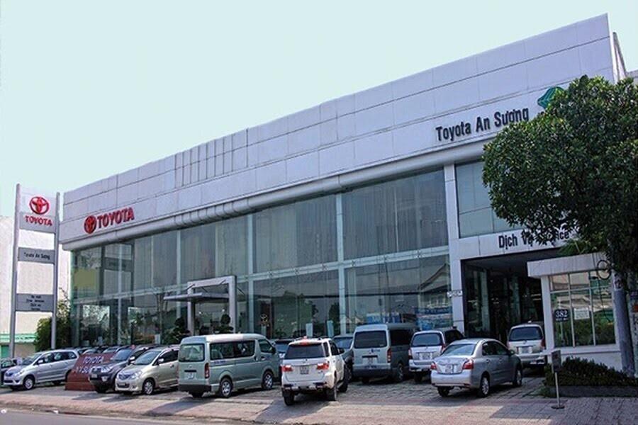 Đại Lý Toyota An Sương Quận 12 TPHCM - Hình 1