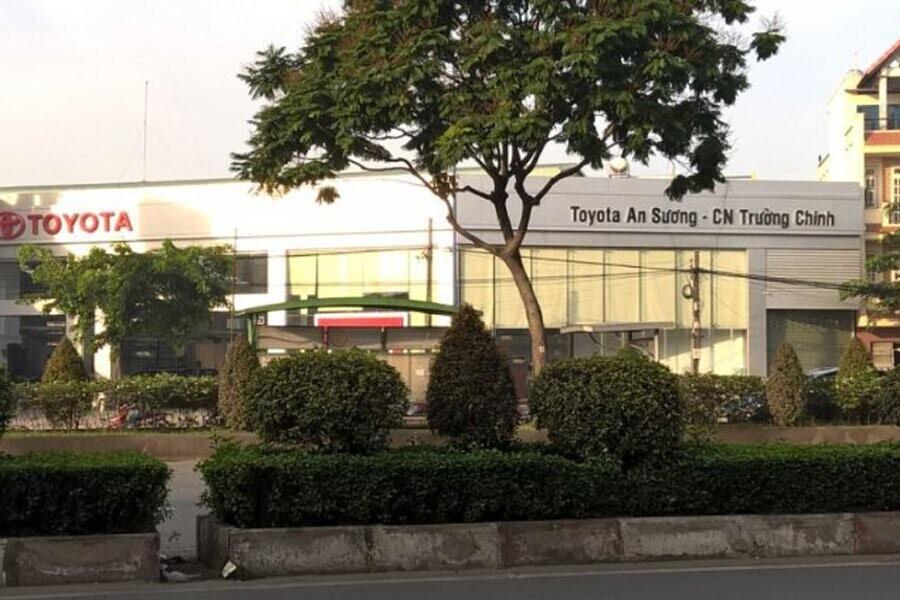 Đại Lý Toyota An Sương Quận 12 TPHCM - Hình 2