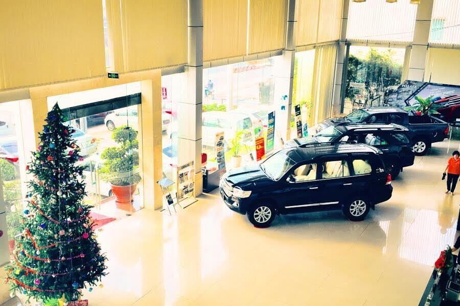 Đại Lý Toyota An Sương Quận 12 TPHCM - Hình 3