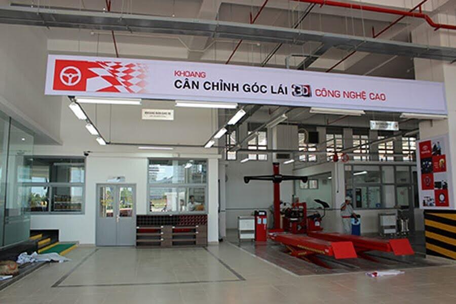 Đại Lý Toyota An Sương Quận 12 TPHCM - Hình 4