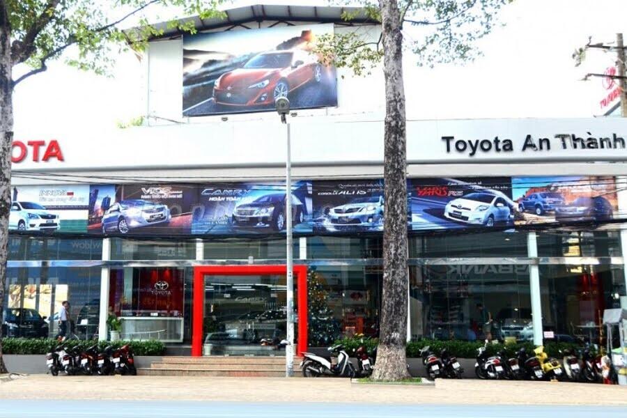 Đại Lý Toyota An Thành Quận Bình Chánh TPHCM - Hình 1