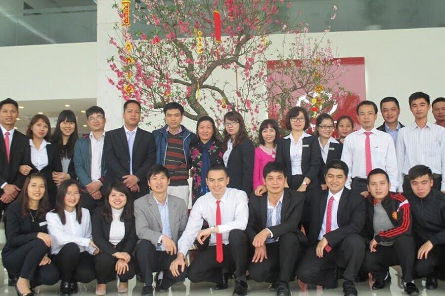 Đại Lý Toyota Bắc Ninh Phường Võ Cường Bắc Ninh - Hình 4