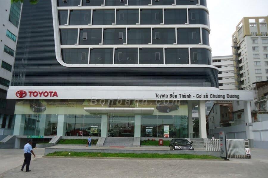 Đại Lý Toyota Bến Thành Quận 1 TPHCM - Hình 2