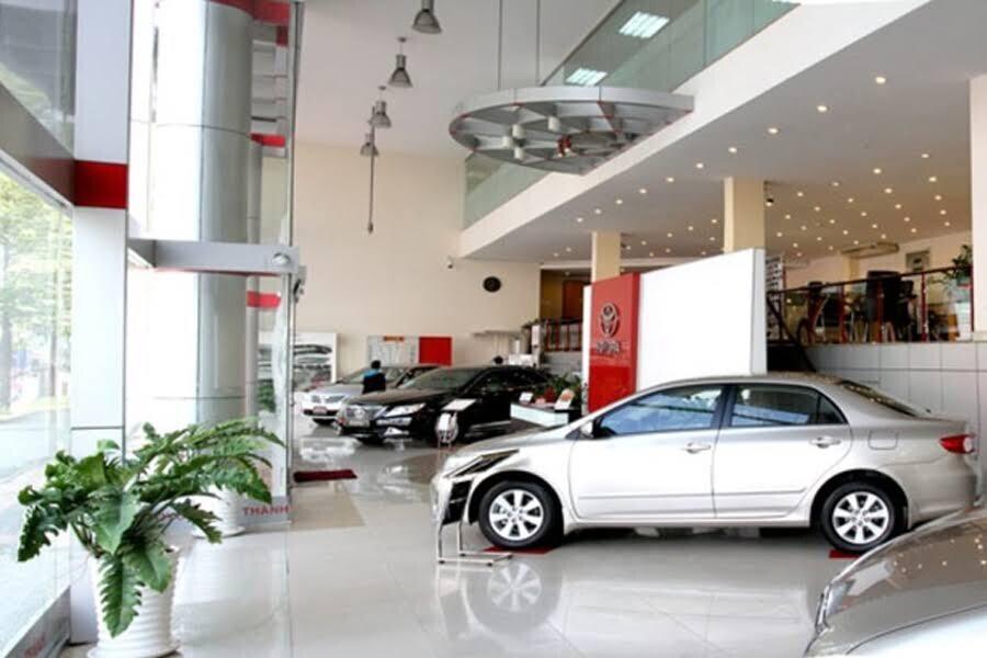 Đại Lý Toyota Bến Thành Quận 1 TPHCM - Hình 3