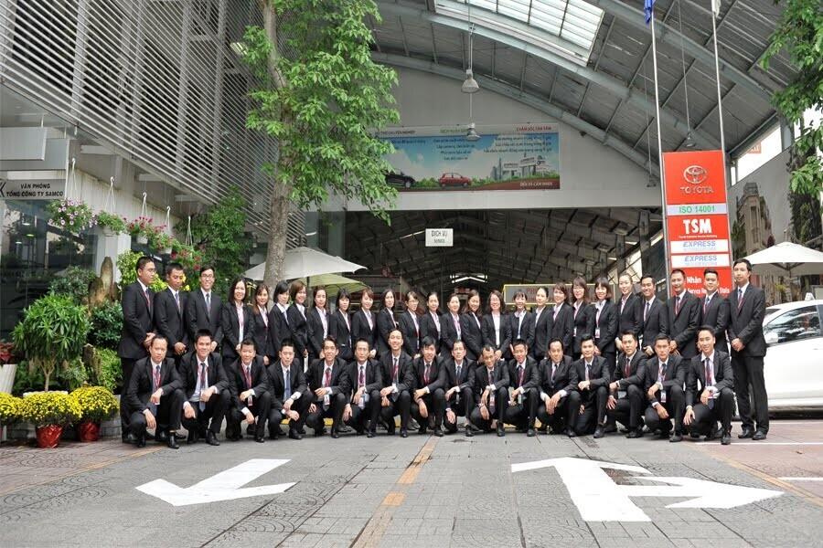 Đại Lý Toyota Bến Thành Quận 1 TPHCM - Hình 4