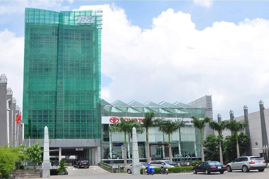 Đại Lý Toyota Biên Hòa Phường Tân Hiệp Đồng Nai- Hình 1