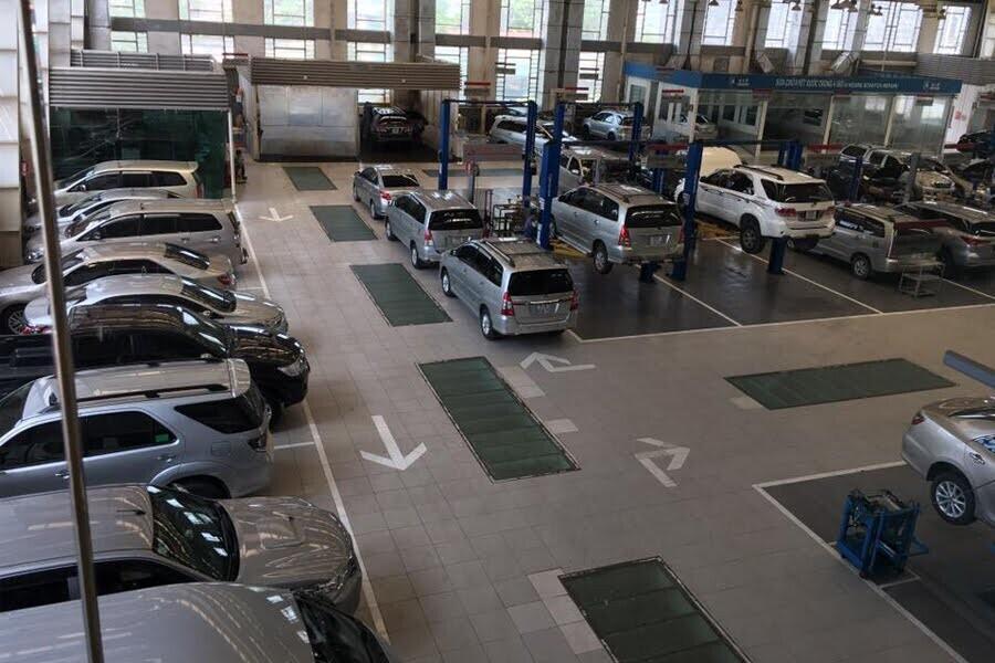 Đại Lý Toyota Biên Hòa Phường Tân Hiệp Đồng Nai- Hình 3