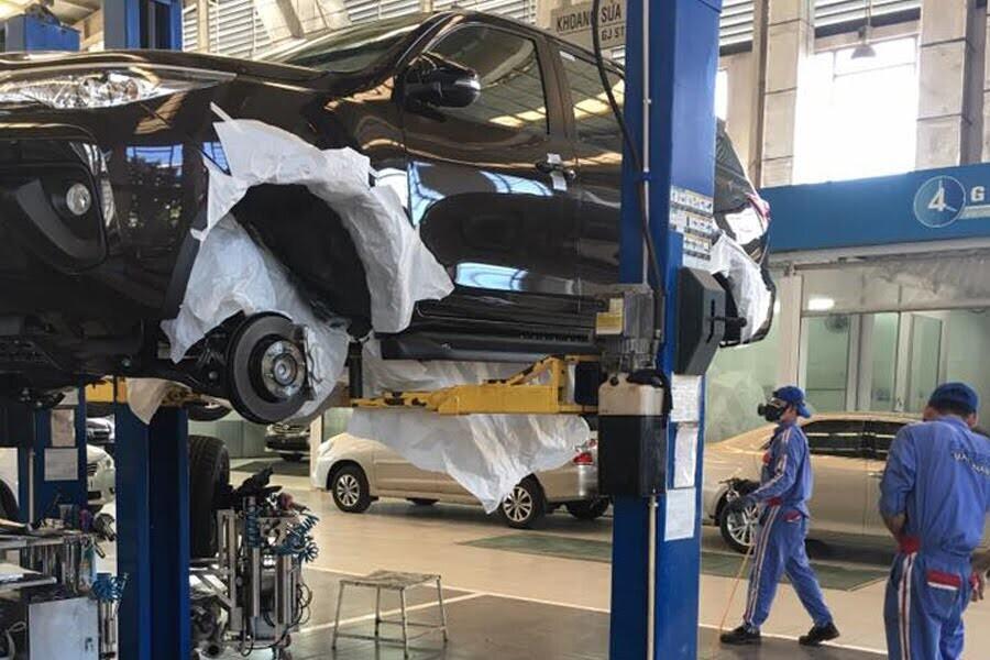 Đại Lý Toyota Biên Hòa Phường Tân Hiệp Đồng Nai- Hình 4