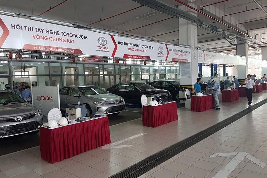 Đại Lý Toyota Bình Định TP Quy Nhơn Bình Định - Hình 2