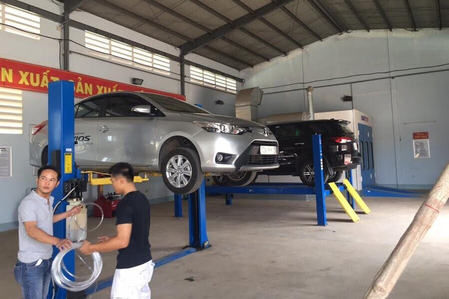 Đại Lý Toyota Bình Định TP Quy Nhơn Bình Định - Hình 3