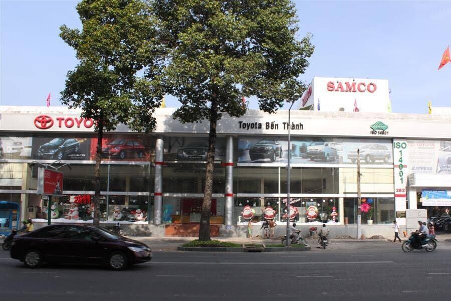 Toyota Bến Thành - Chi nhánh Bình Tân