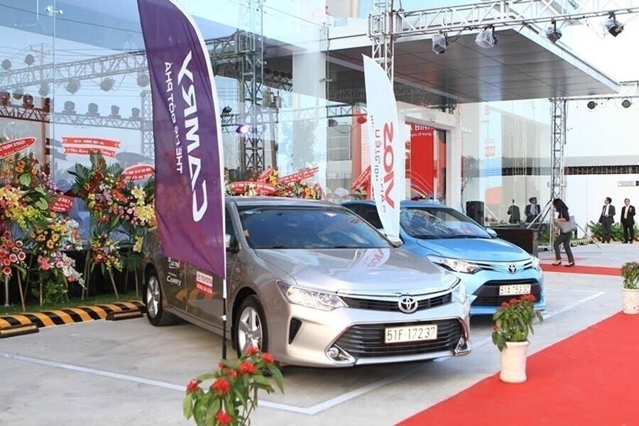 Đại Lý Toyota Bình Thuận Huyện Hàm Thuận Bắc Bình Thuận - Hình 2