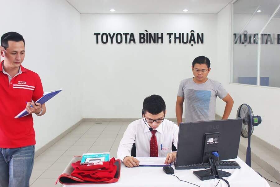 Đại Lý Toyota Bình Thuận Huyện Hàm Thuận Bắc Bình Thuận - Hình 4