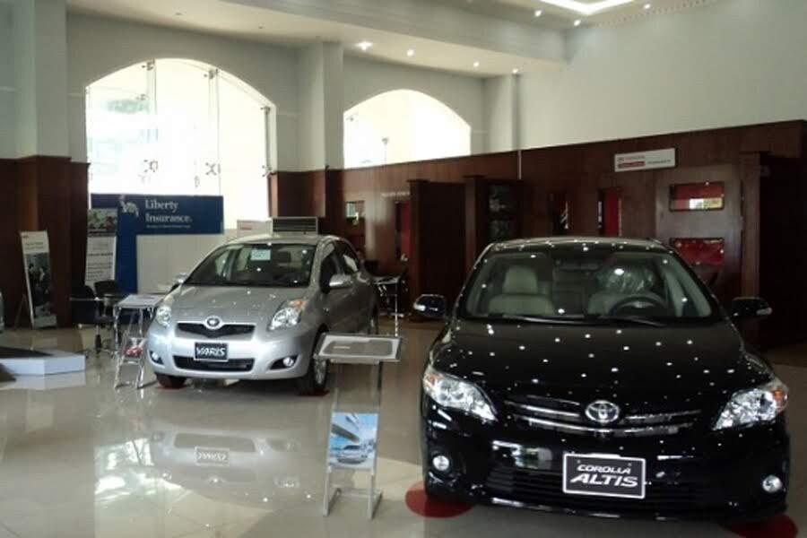 Đại Lý Toyota Buôn Ma Thuột Phường Tân Lợi Đắk Lắk - Hình 3