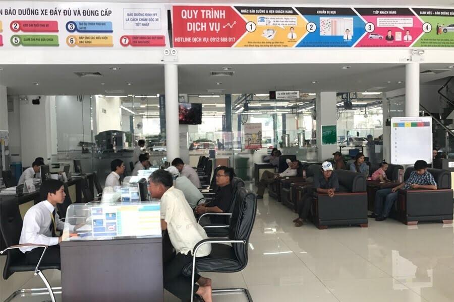 Đại Lý Toyota Buôn Ma Thuột Phường Tân Lợi Đắk Lắk - Hình 4