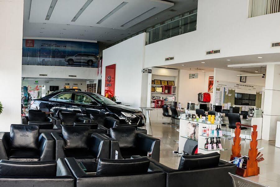 Đại Lý Toyota Cần Thơ Quận Cái Răng TP Cần Thơ - Hình 2