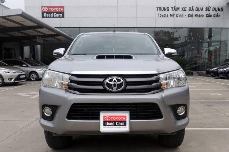 Toyota Cầu Diễn - Chi Nhánh Toyota Mỹ Đình