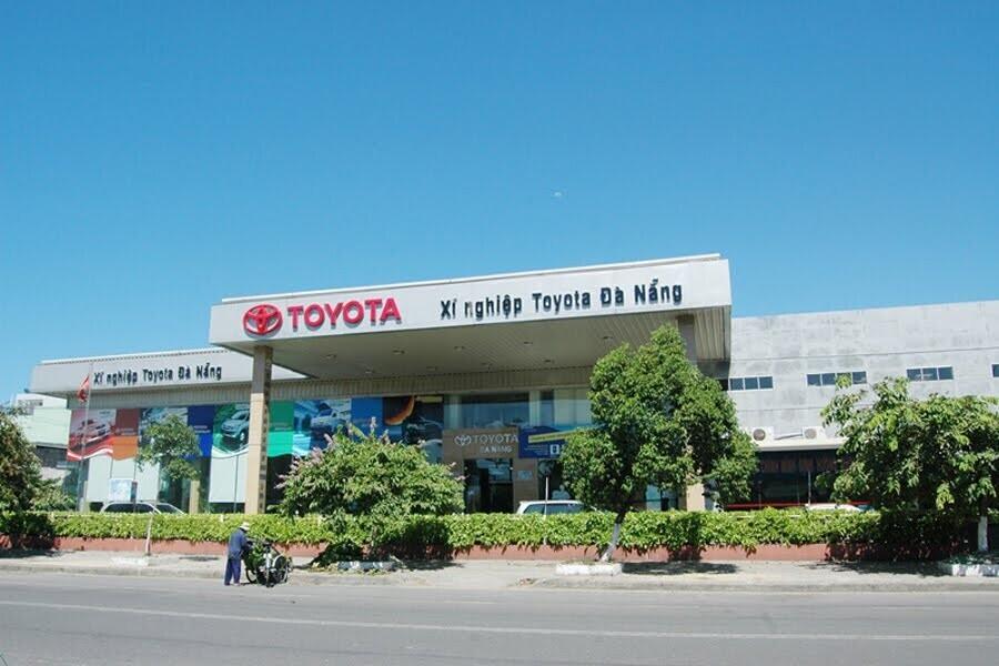 Đại Lý Toyota Đà Nẵng Quận Hải Châu TP Đà Nẵng - Hình 1