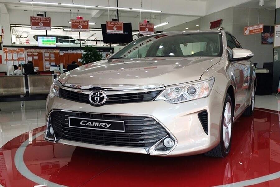 Đại Lý Toyota Đà Nẵng Quận Hải Châu TP Đà Nẵng - Hình 2