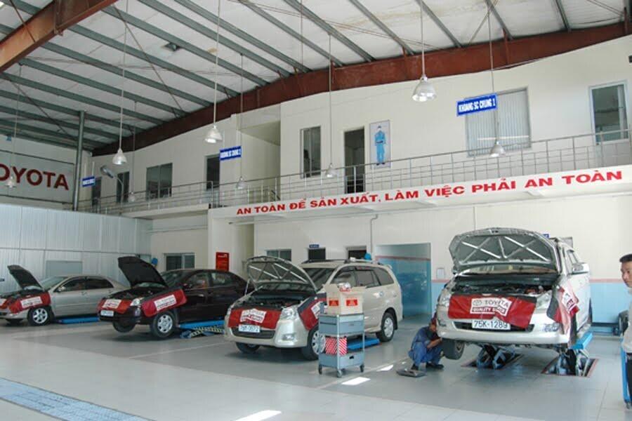 Đại Lý Toyota Đà Nẵng Quận Hải Châu TP Đà Nẵng - Hình 3