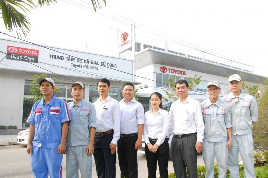 Đại Lý Toyota Đà Nẵng Quận Hải Châu TP Đà Nẵng - Hình 4