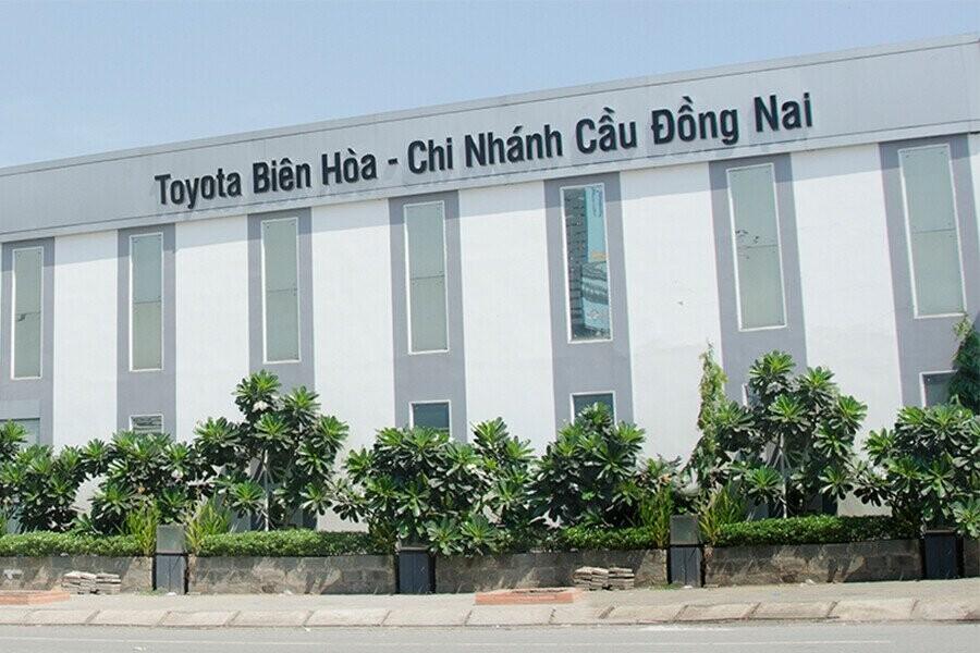 Toyota Đồng Nai - Chi Nhánh Toyota Biên Hòa