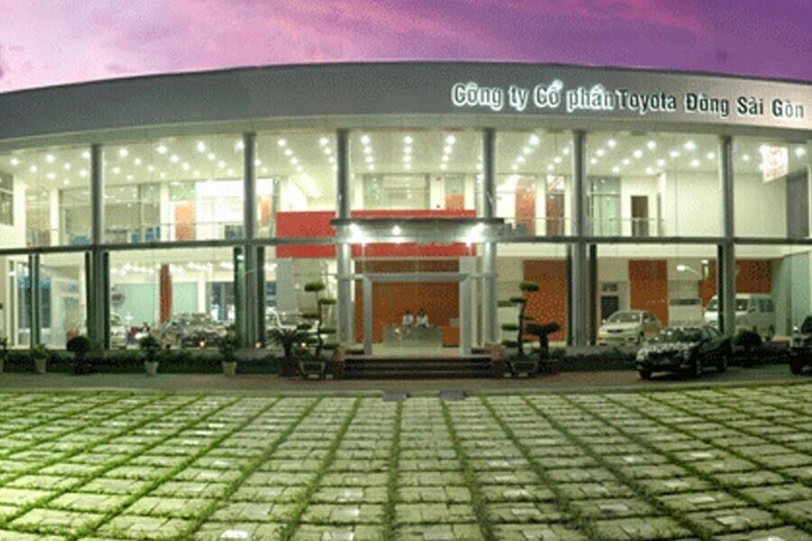 Đại Lý Toyota Đông Sài Gòn Quận 2 TPHCM - Hình 1